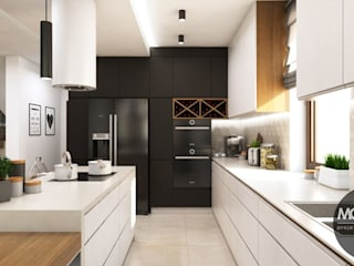 Modern Kitchen by MONOstudio Modern