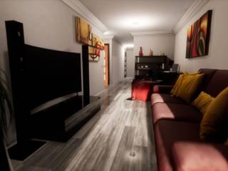 Piso Fuengirola de VDesign-Studio Moderno
