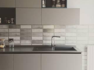 Built-in kitchens by Aguzzoli Arredamenti, Minimalist