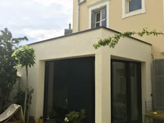 Extension BL01 par 3B Architecture Moderne