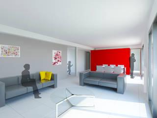 Maison CD01:  de style  par 3B Architecture