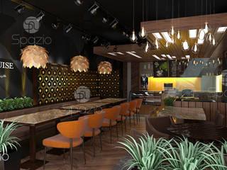 Бары и клубы в стиле модерн от Spazio Interior Decoration LLC Модерн