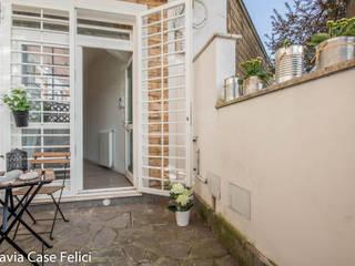 Maisons modernes par Flavia Case Felici Moderne