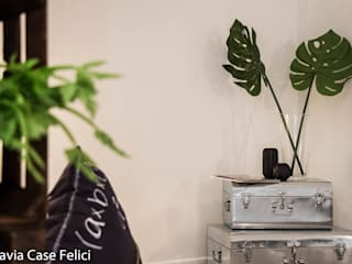 Flavia Case Felici Ruang Keluarga Modern