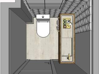 LAVABO : Banheiros  por Letícia Saldanha Arquitetura
