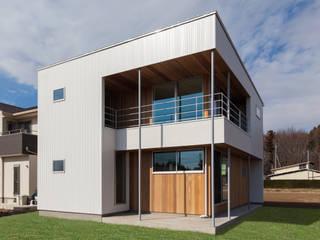 外観2: STaD(株式会社鈴木貴博建築設計事務所)が手掛けた家です。