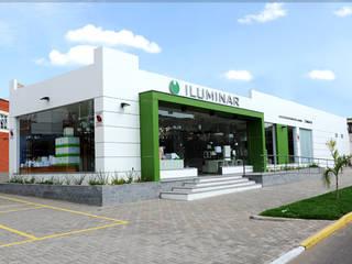Projeto Comercial - Loja de Iluminação por ALINE TROIAN arquitetura & engenharia civil