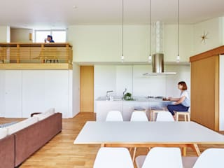 ห้องครัว by 梶浦博昭環境建築設計事務所