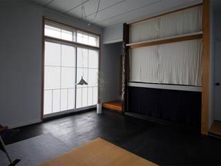 Room S.E: 神永設計が手掛けた和室です。