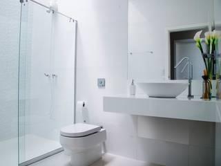 Carla Monteiro Arquitetura e Interiores 浴室