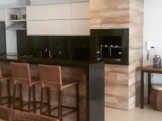 Carla Monteiro Arquitetura e Interiores Kitchen units