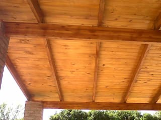ECOS INGENIERIA Roof terrace