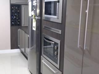 Cozinha divertida Cozinhas modernas por Franka Arquitetura Moderno