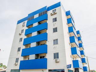 Edifícios Casas modernas por Franka Arquitetura Moderno
