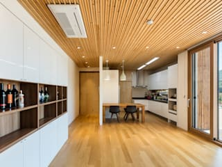 투엠투건축사사무소 Modern dining room