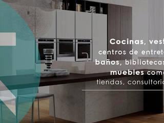 kove Cocinas y Muebles:  de estilo  por KOVE Cocinas y Muebles