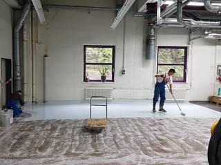 Fußbodensanierung A. Chini GmbH & CO.KG Fußbodenbau Moderne Wände & Böden