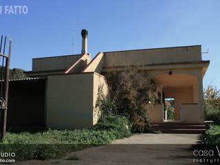 casa V0399 di G'n'B studio Moderno