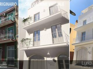 Lyria affittacamere a Marzamemi Sicilia: Hotel in stile  di G'n'B studio