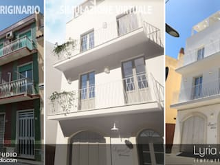 Lyria affittacamere a Marzamemi Sicilia Hotel in stile mediterraneo di G'n'B studio Mediterraneo