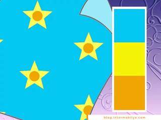 İnter Mobilya – 6 Adımda İç Dekorasyonda Renk Seçimi Nasıl Yapılır?:  tarz