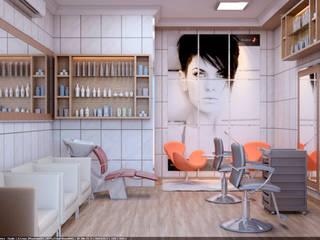 Johnny - Studio:   por Abrahão de Oliveira | Arquitetura & Construção