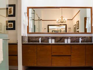 Salle de bain originale par Tejero & Ángel Diseño de Interiores Éclectique