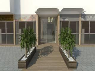 CONDOMÍNIO RA - SÃO JOSÉ SC por Arching - Arquitetos Associados Moderno