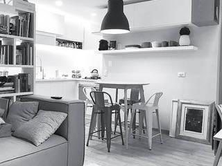 SANTA PAULA: Salas de estilo  por D Interior