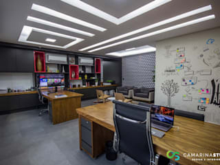 Commercial Spaces by Camarina Studio