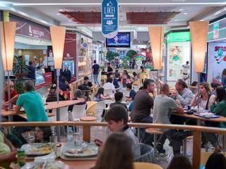 Coimbra Shopping Salas de jantar modernas por Adolfo Usier Fotógrafo em Coimbra Moderno
