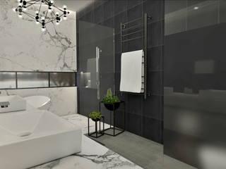 Diseño interior - Baño principal Baños minimalistas de Summa Arquitectura Minimalista