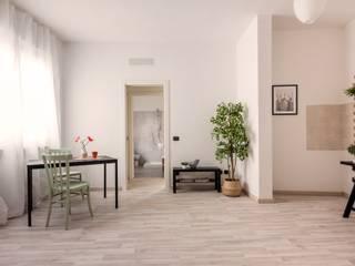 Vivere lo Stile Livings de estilo minimalista