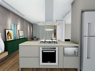 Cocinas modernas: Ideas, imágenes y decoración de TR Interiores Moderno