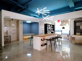 LNID Espaces de bureaux modernes