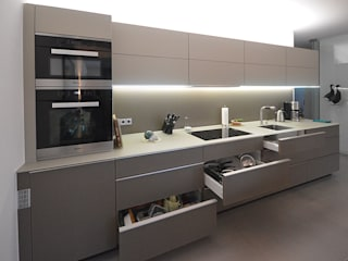 Glascouture by Schenk Glasdesign Cucinino Vetro Variopinto