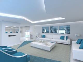 Enzo Rossi, Home Design Living room