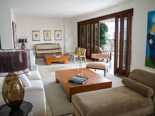 Salon original par Tejero & Ángel Diseño de Interiores Éclectique