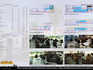 conceptualizacion: Casas de estilo  por ORO ARQUITECTURA