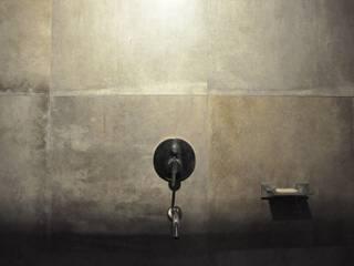 Remodelación baño y vestidor : Baños de estilo  por Borio Arquitectura y Diseño