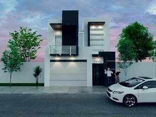 Minimalist house by ORO ARQUITECTURA Minimalist