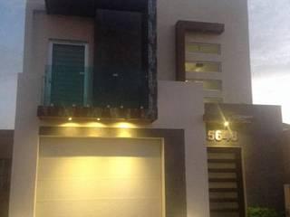 Casas de estilo minimalista de ORO ARQUITECTURA Minimalista