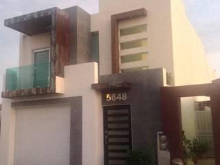 Casas estilo moderno: ideas, arquitectura e imágenes de ORO ARQUITECTURA Moderno