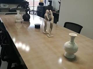 MTD Mexico Office spaces & stores Ceramic White