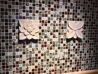 Ingresso, Corridoio & Scale in stile moderno di 株式会社KIMURA bi-Art Moderno