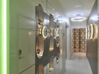 Juhu Site:  Corridor & hallway by Mybeautifulife
