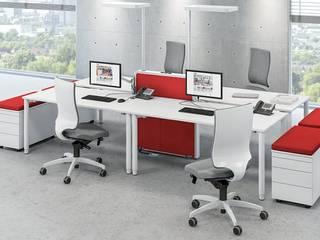 Applica - IT Modul Moderne Bürogebäude von B • PLAN Modern
