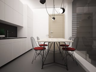 Modern kitchen by LAB16 architettura&design Modern