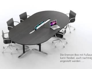 ENERCON ausgezeichnet mit dem German Design Award 2017: modern  von B • PLAN,Modern