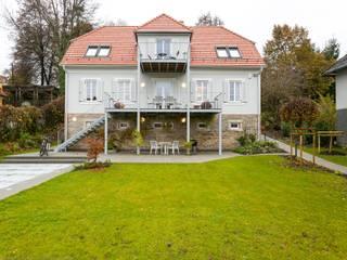 Umbau/Sanierung Villa S von INARCH Sabine Schimanofsky Klassisch